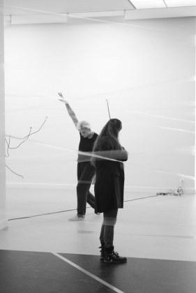 About tape I, 2011 MuHKA