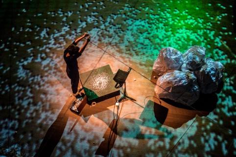 DUOBAAN, Concertgebouw Brugge, Imaginary Landscape, 2017 (c) T. Hanoulle